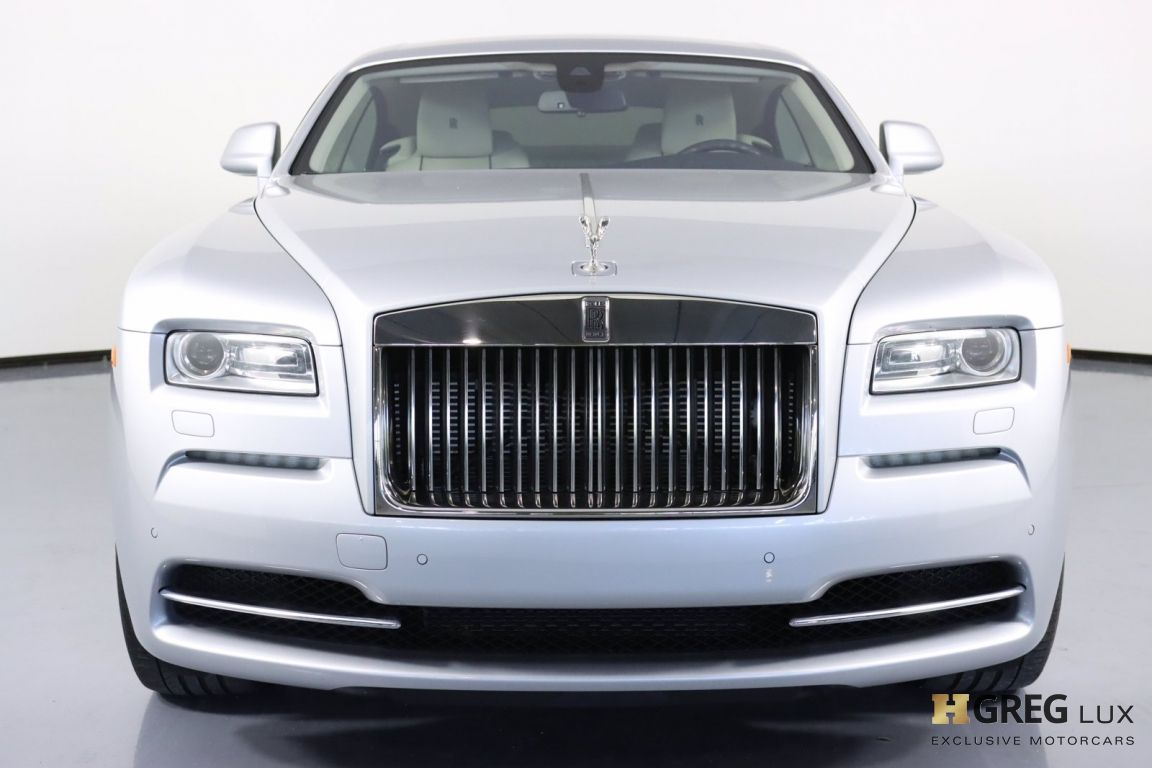 2015 Rolls Royce Wraith  #3