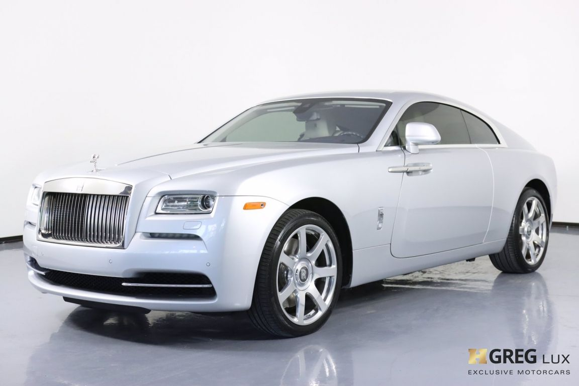 2015 Rolls Royce Wraith  #28
