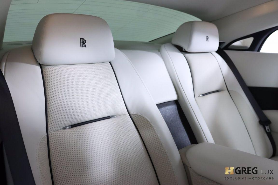 2015 Rolls Royce Wraith  #36