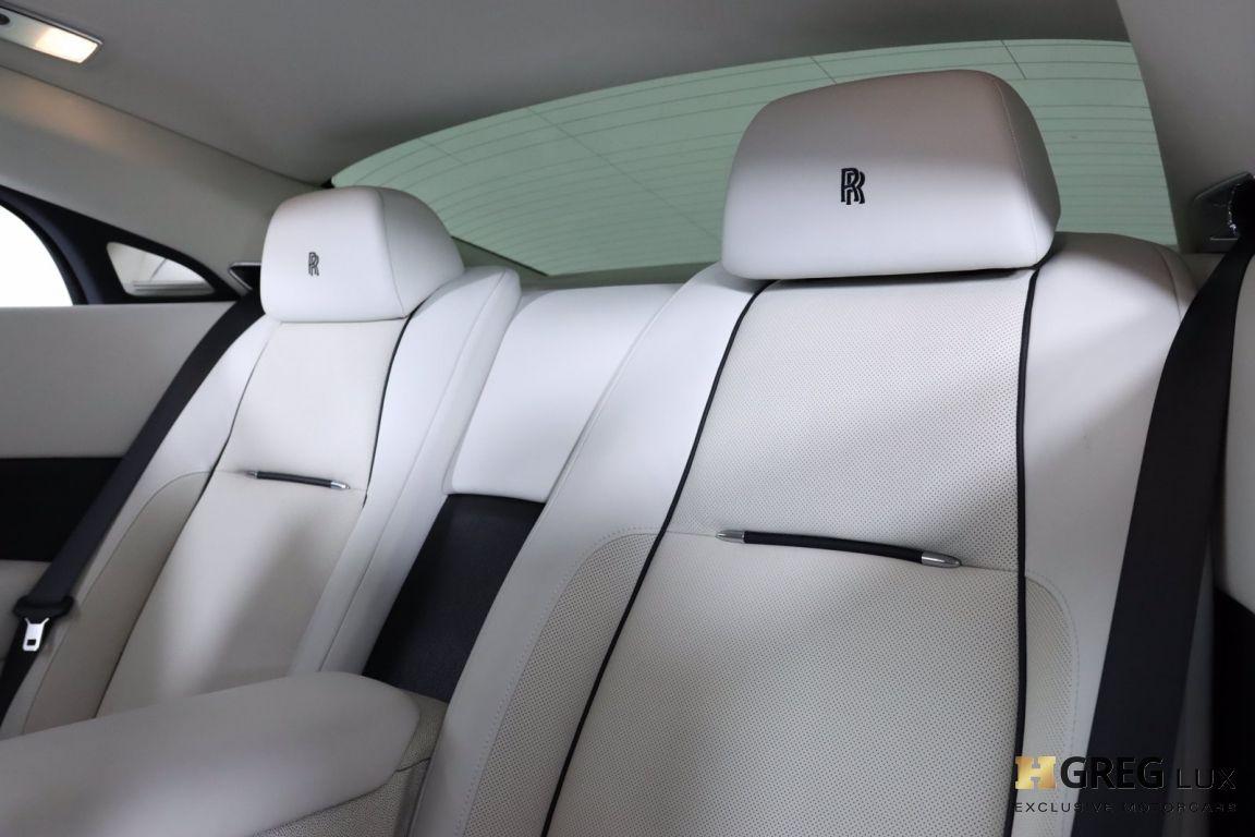 2015 Rolls Royce Wraith  #32