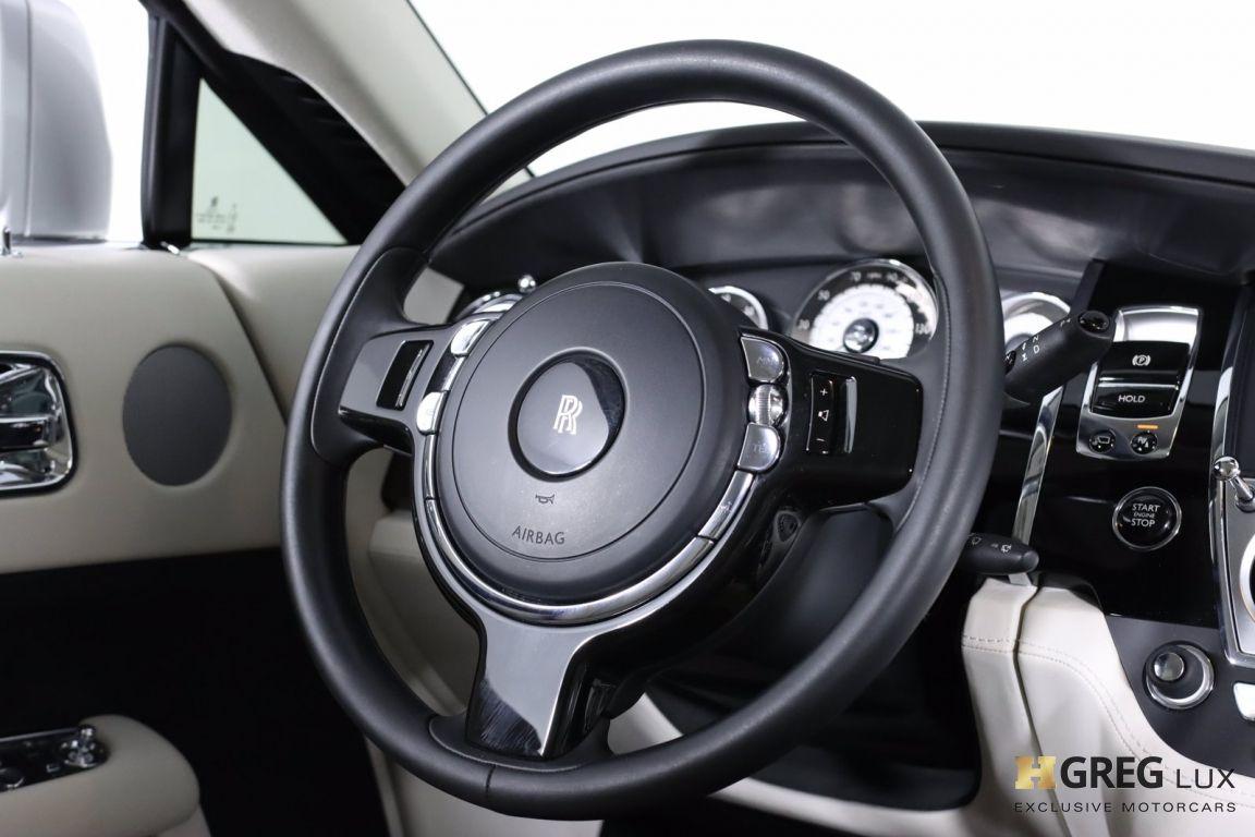 2015 Rolls Royce Wraith  #50