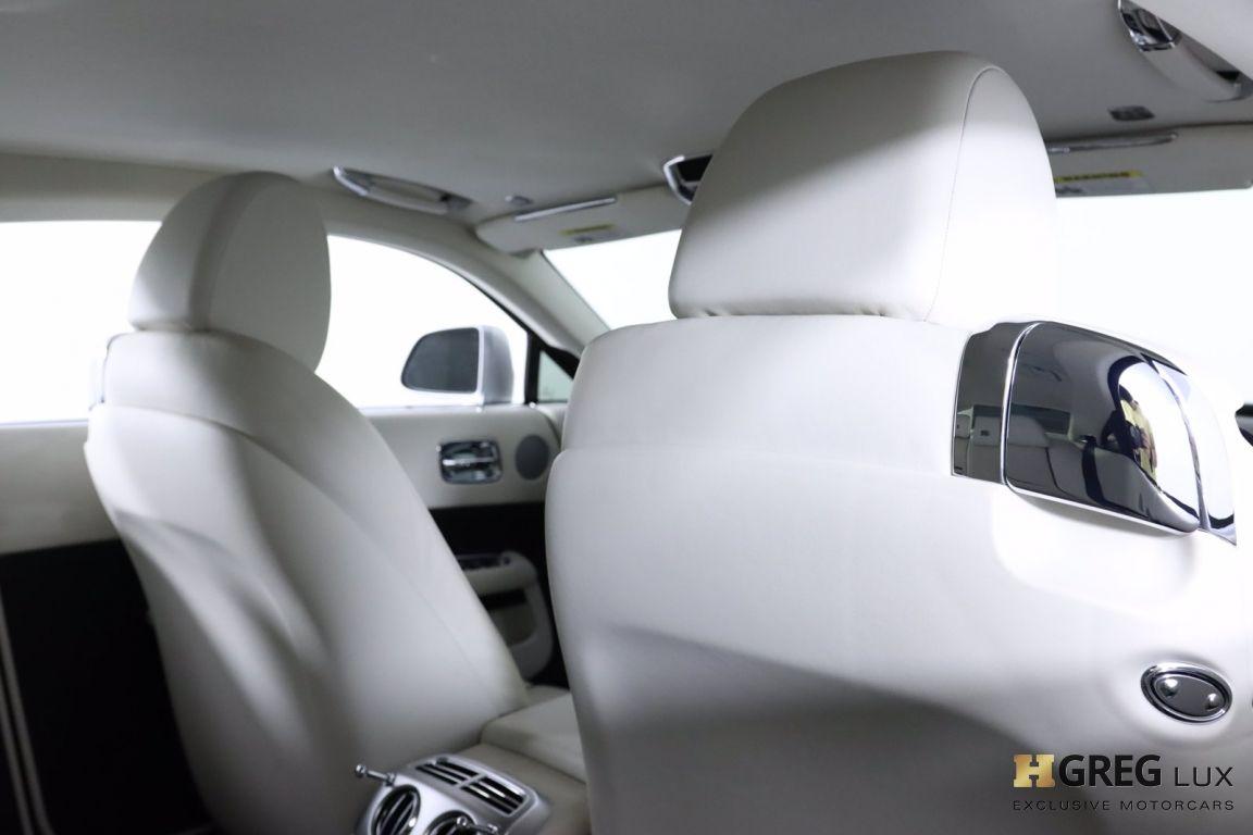 2015 Rolls Royce Wraith  #56