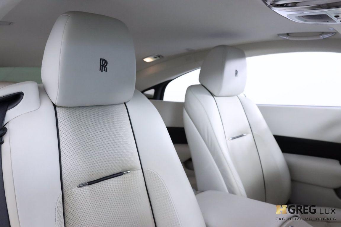 2015 Rolls Royce Wraith  #34
