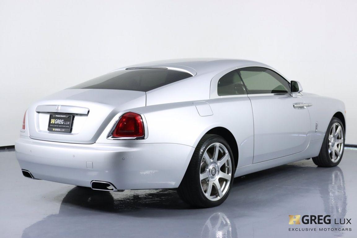 2015 Rolls Royce Wraith  #16