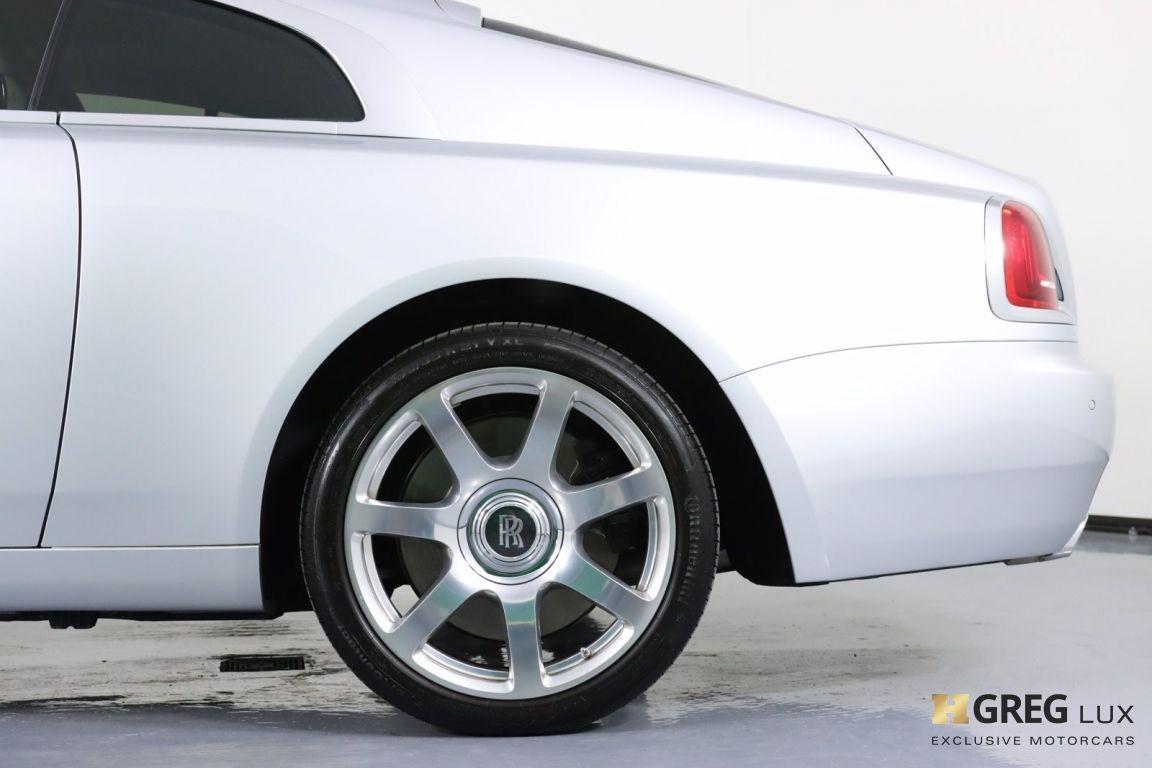 2015 Rolls Royce Wraith  #25