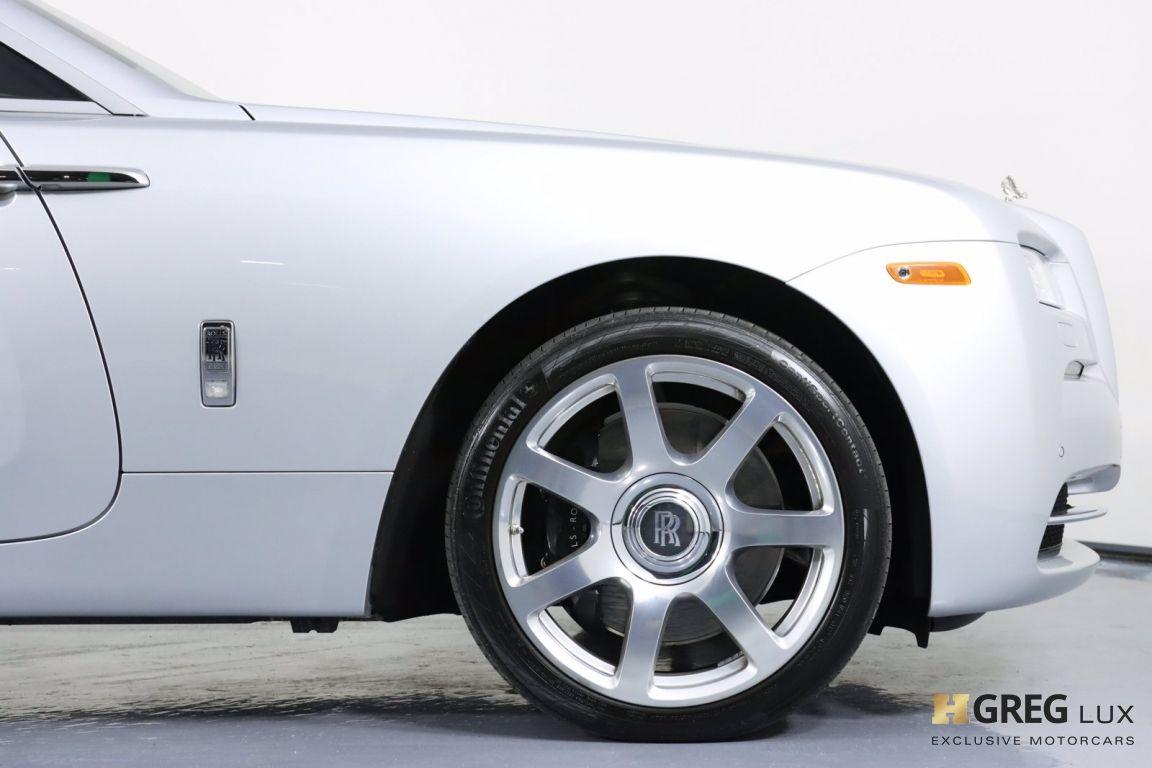 2015 Rolls Royce Wraith  #12