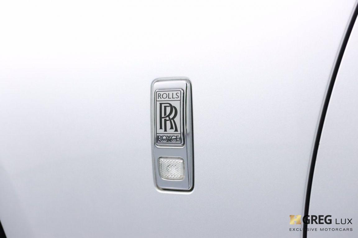2015 Rolls Royce Wraith  #27