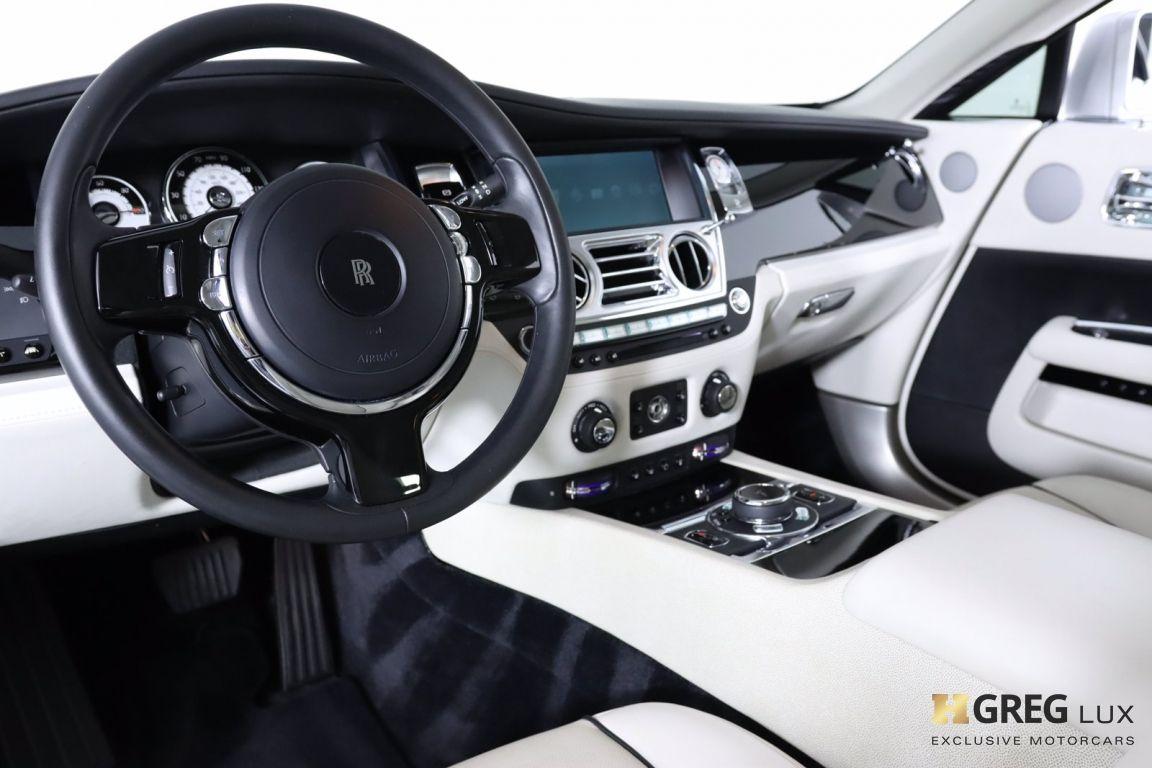 2015 Rolls Royce Wraith  #1