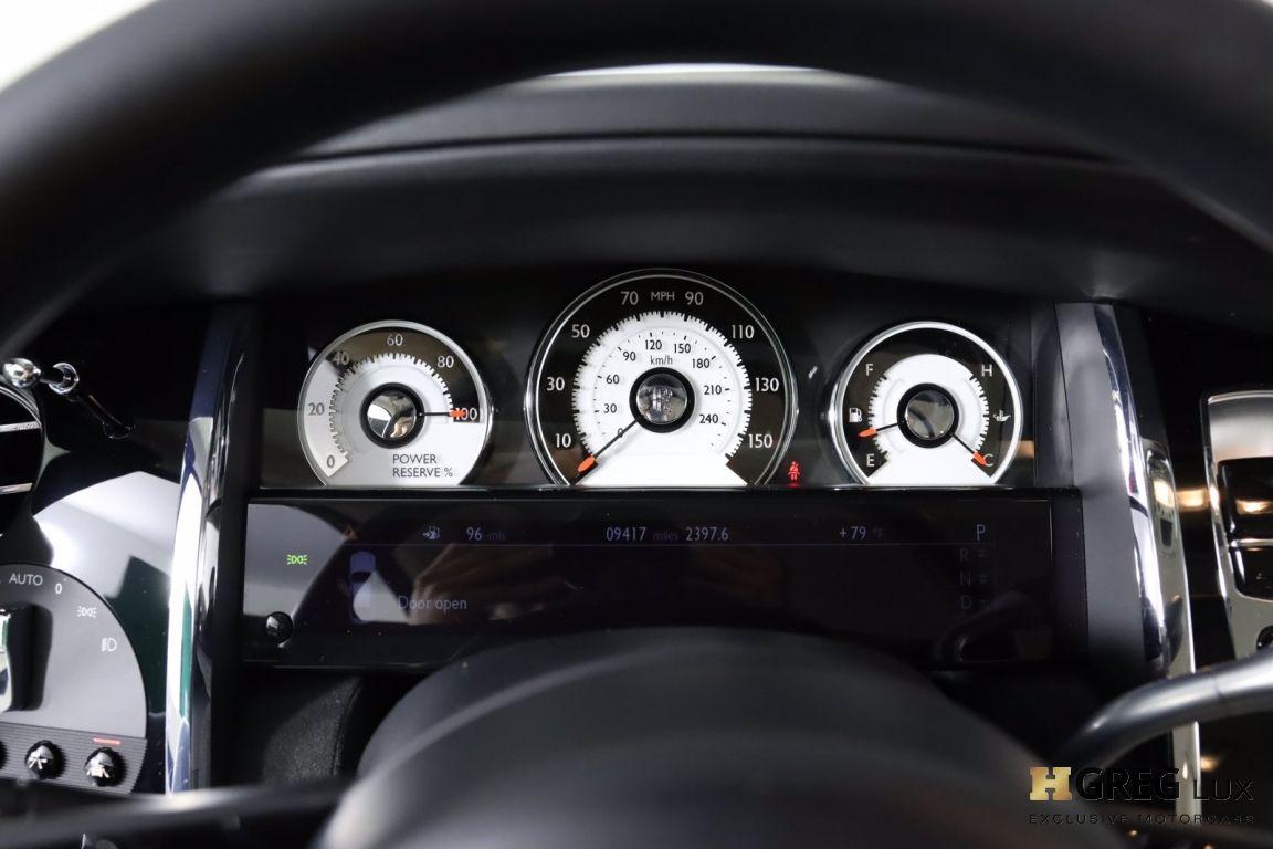 2015 Rolls Royce Wraith  #53
