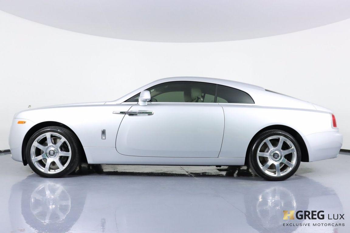 2015 Rolls Royce Wraith  #22