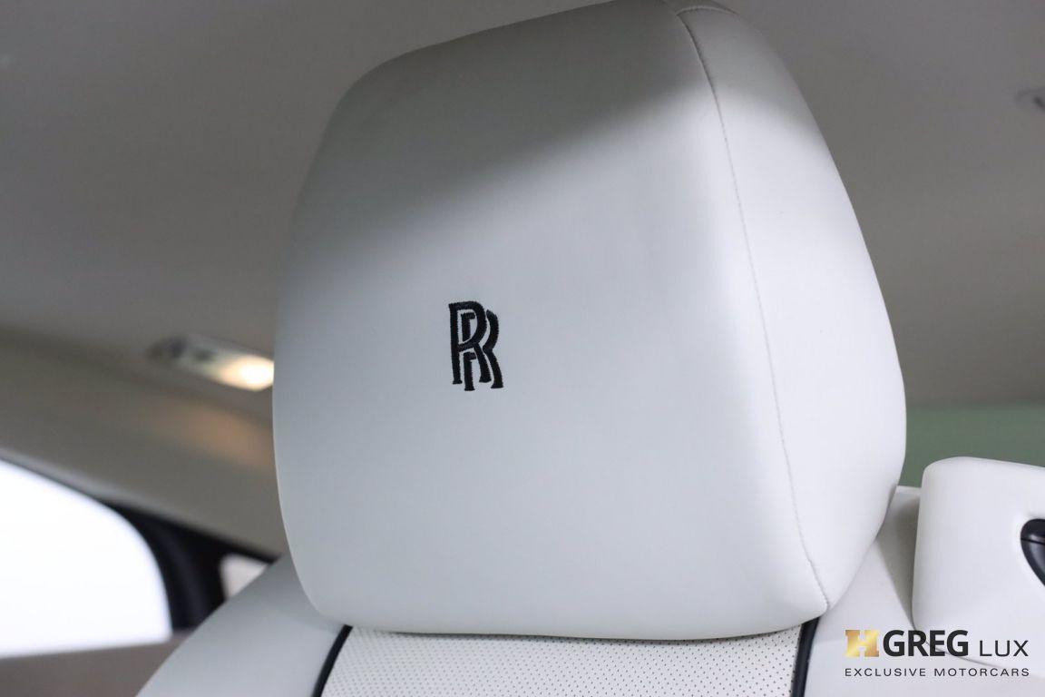 2015 Rolls Royce Wraith  #30