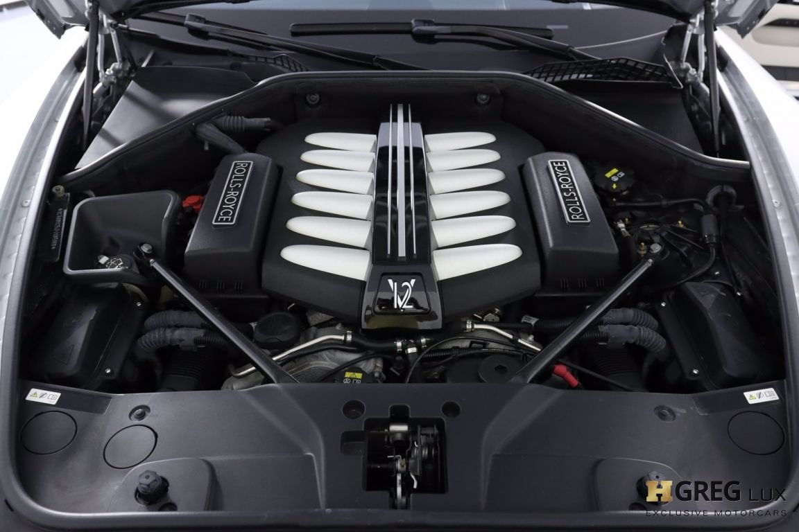 2015 Rolls Royce Wraith  #59