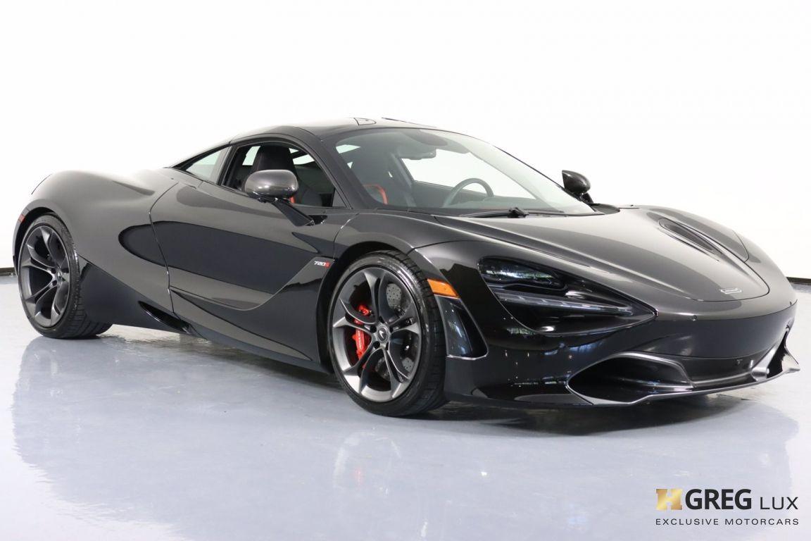 2020 McLaren 720S  #10