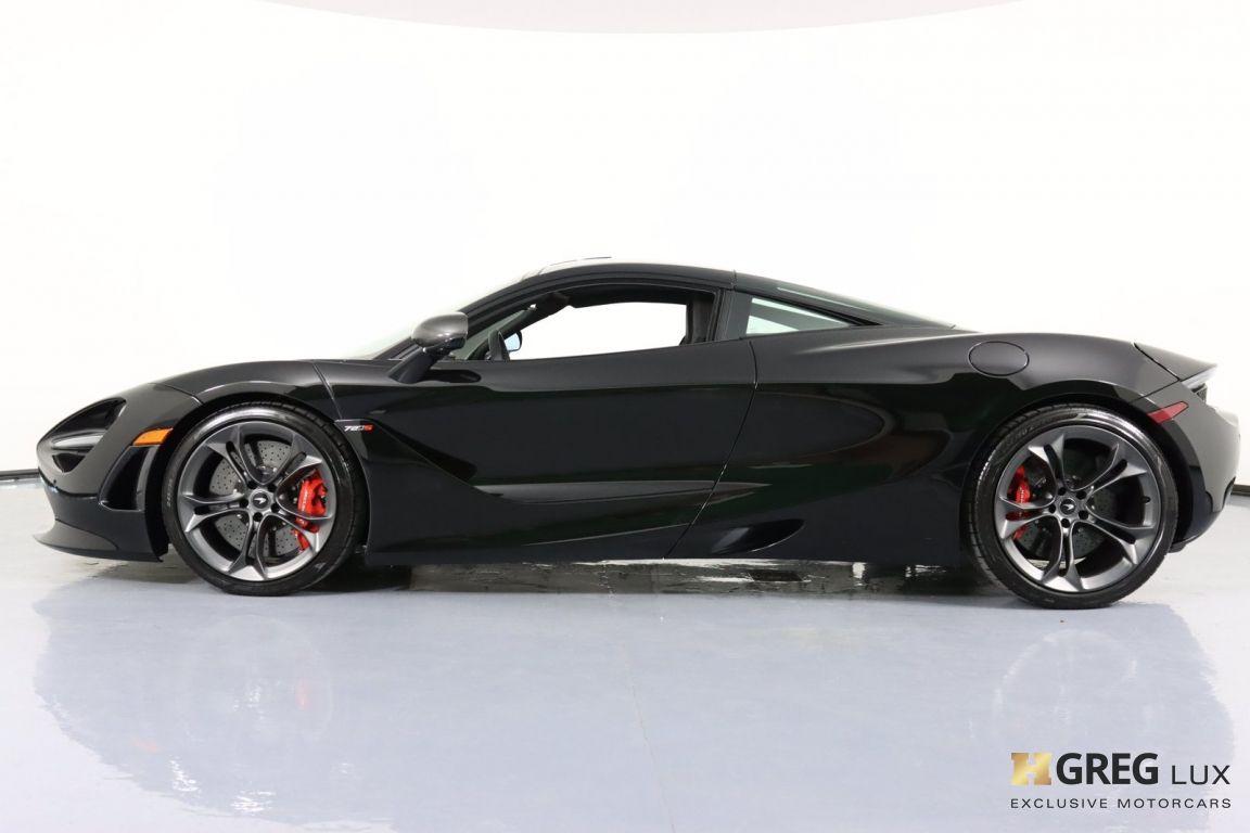 2020 McLaren 720S  #25