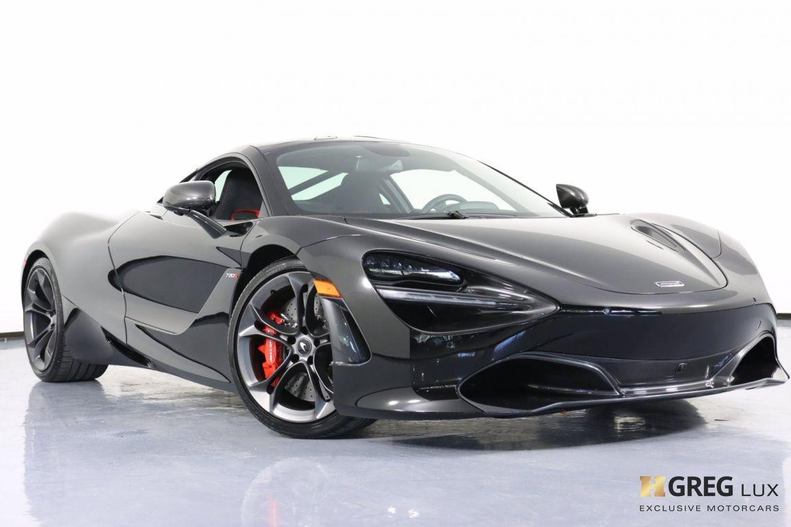 2020 McLaren 720S  #34