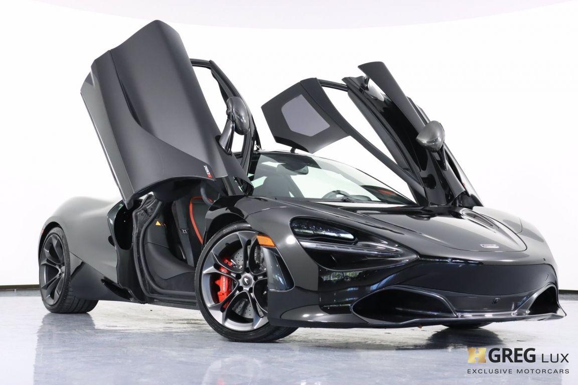 2020 McLaren 720S  #33