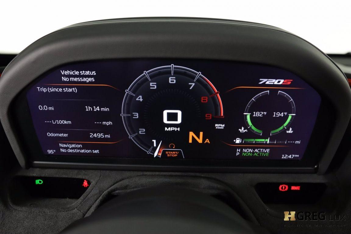 2020 McLaren 720S  #42
