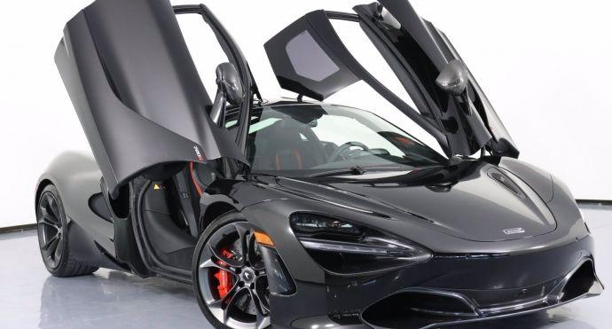 2020 McLaren 720S  #0