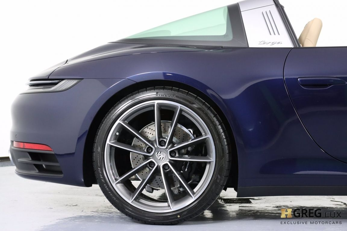 2021 Porsche 911 Targa 4S #14