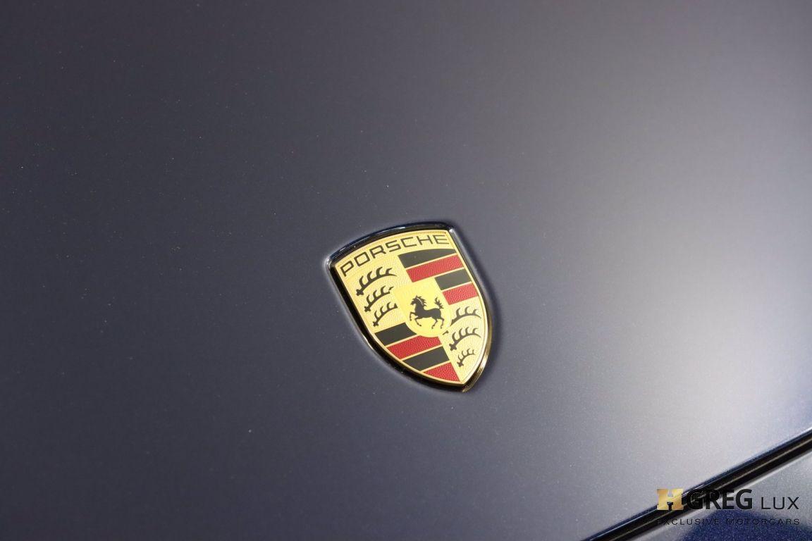 2021 Porsche 911 Targa 4S #6