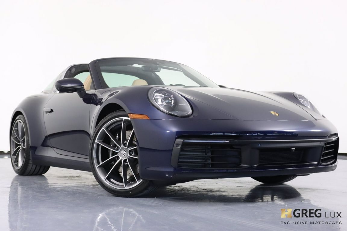 2021 Porsche 911 Targa 4S #34