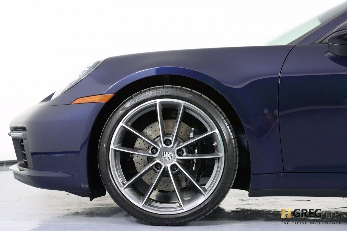 2021 Porsche 911 Targa 4S #26