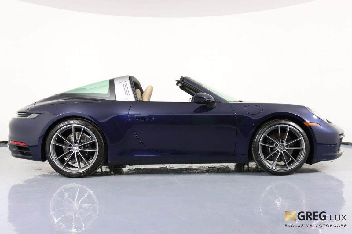 2021 Porsche 911 Targa 4S #10