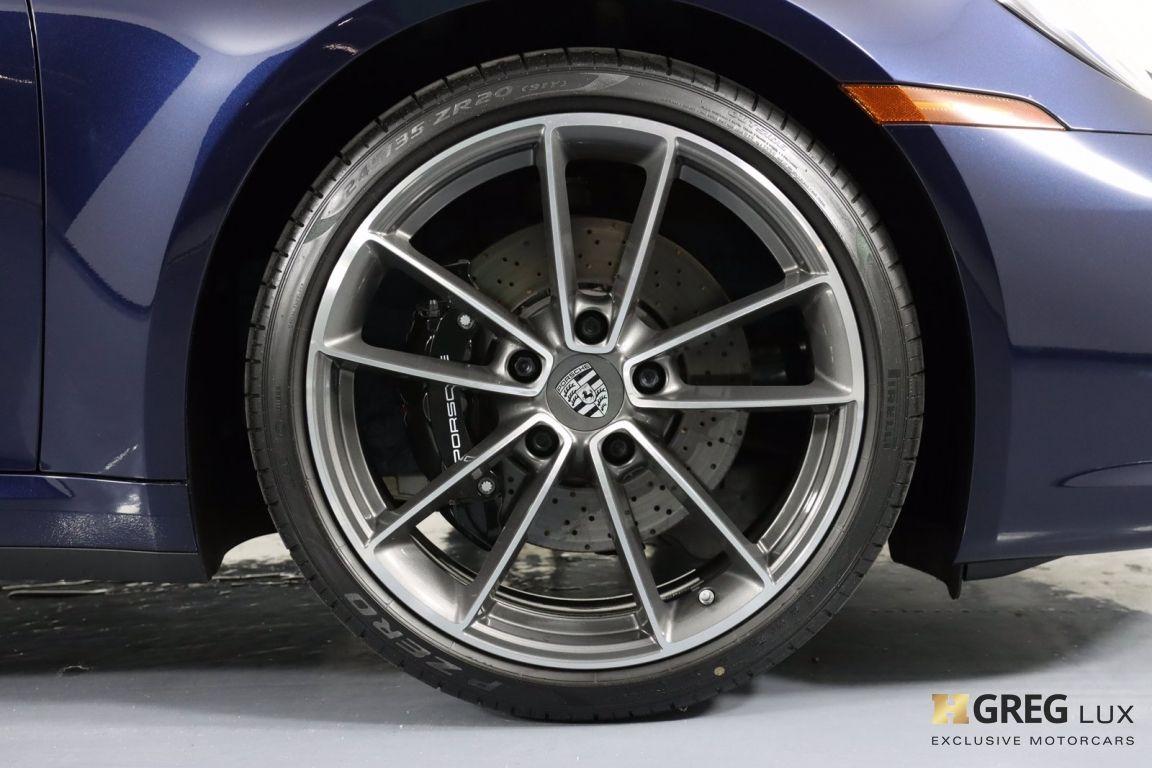 2021 Porsche 911 Targa 4S #12
