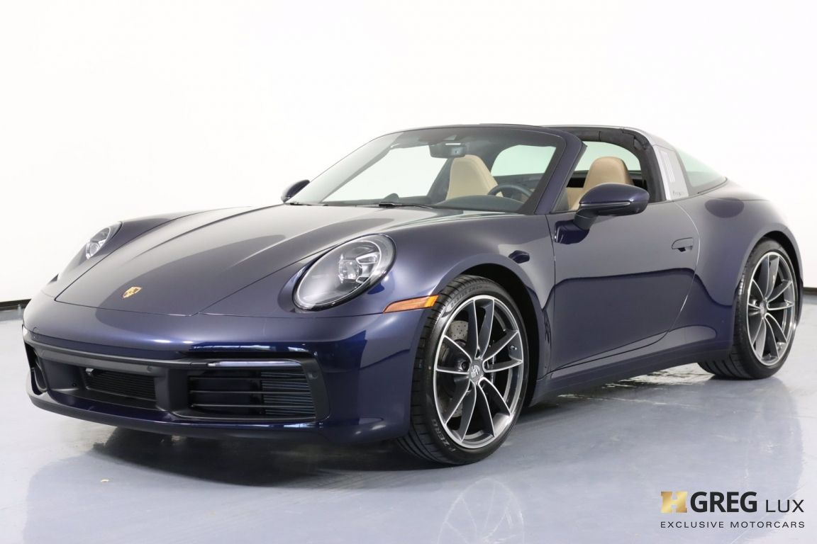 2021 Porsche 911 Targa 4S #32