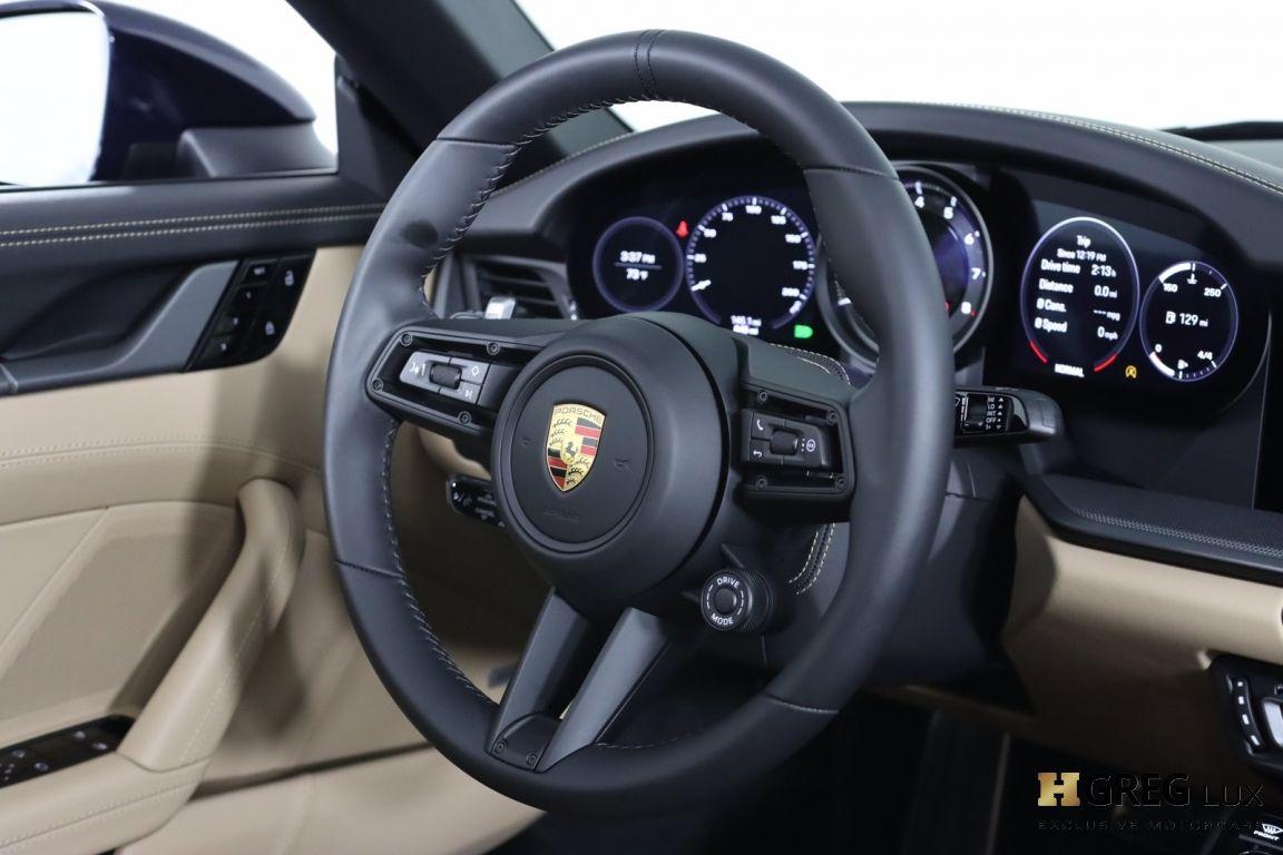 2021 Porsche 911 Targa 4S #60