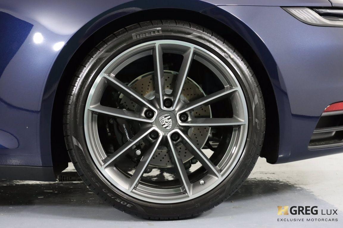 2021 Porsche 911 Targa 4S #30