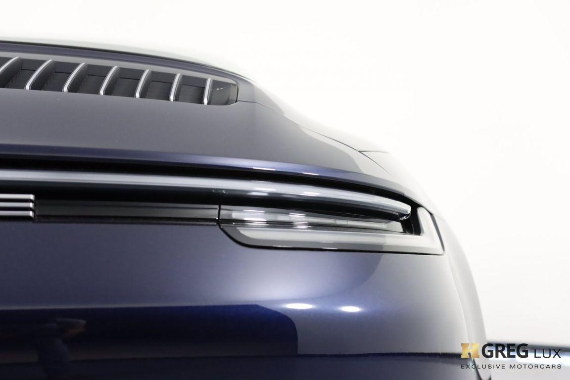 2021 Porsche 911 Targa 4S #20