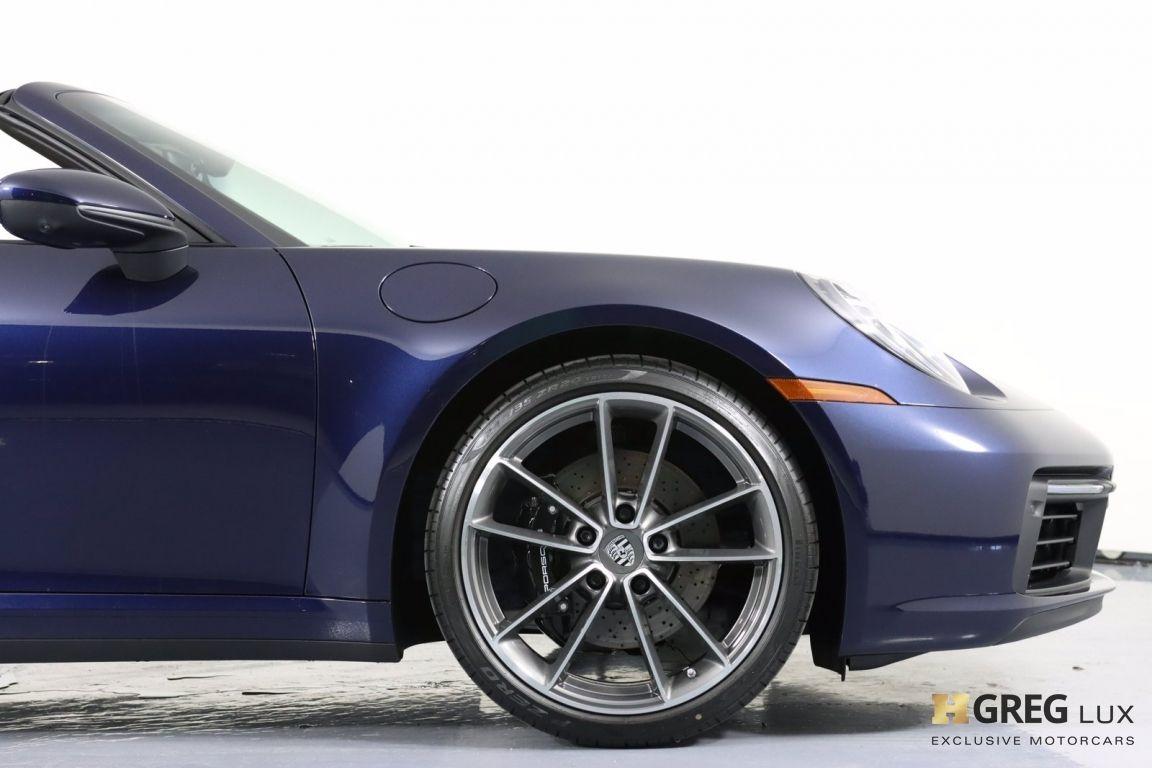2021 Porsche 911 Targa 4S #11