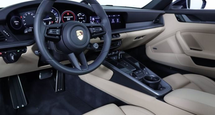 2021 Porsche 911 Targa 4S #1