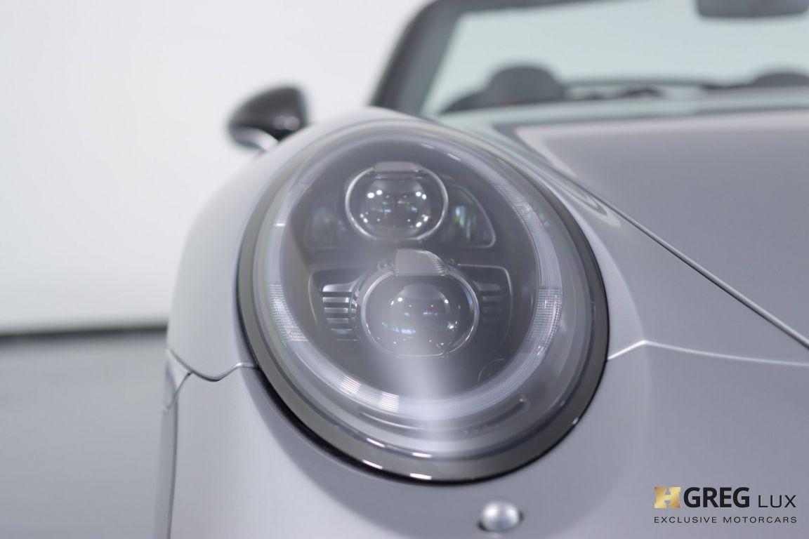 2019 Porsche 911 Speedster #7
