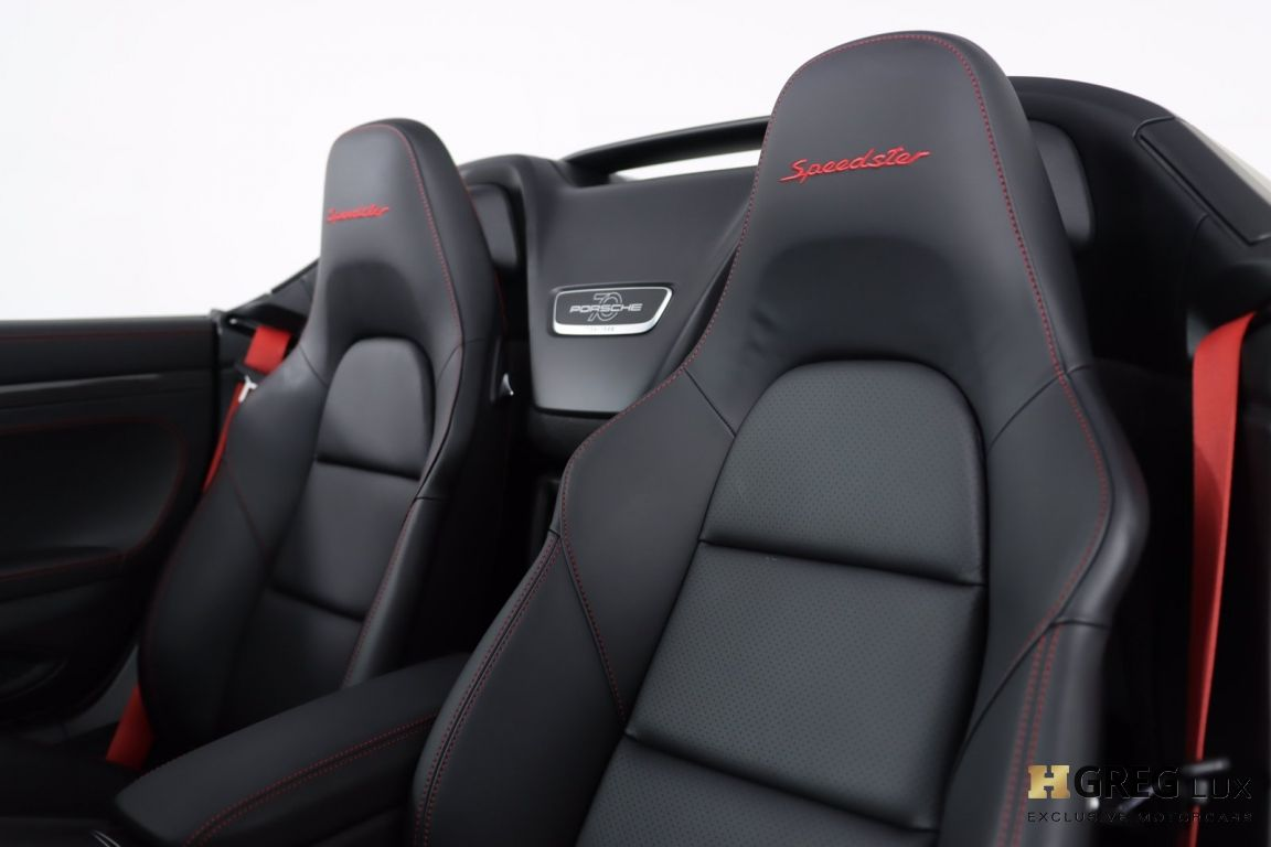 2019 Porsche 911 Speedster #2