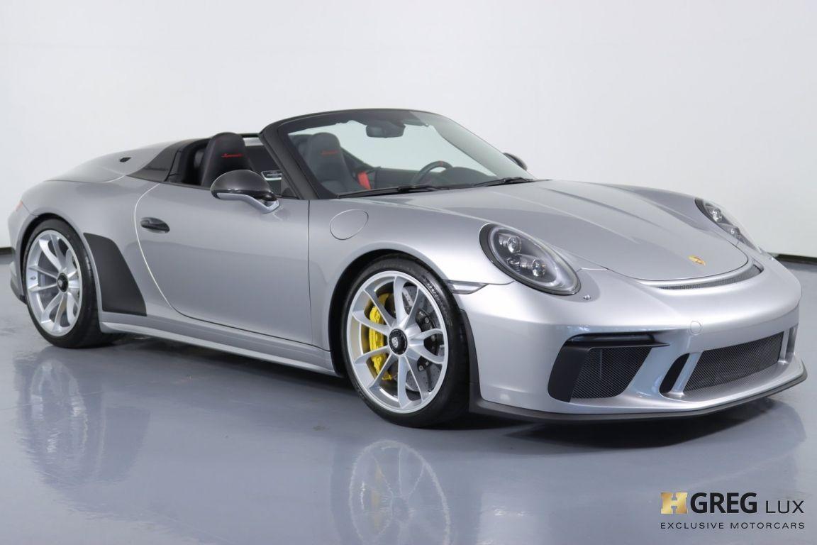 2019 Porsche 911 Speedster #12