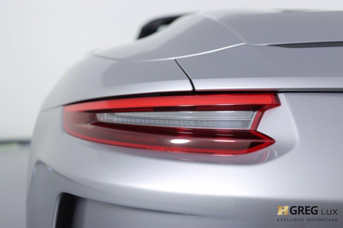 2019 Porsche 911 Speedster #22
