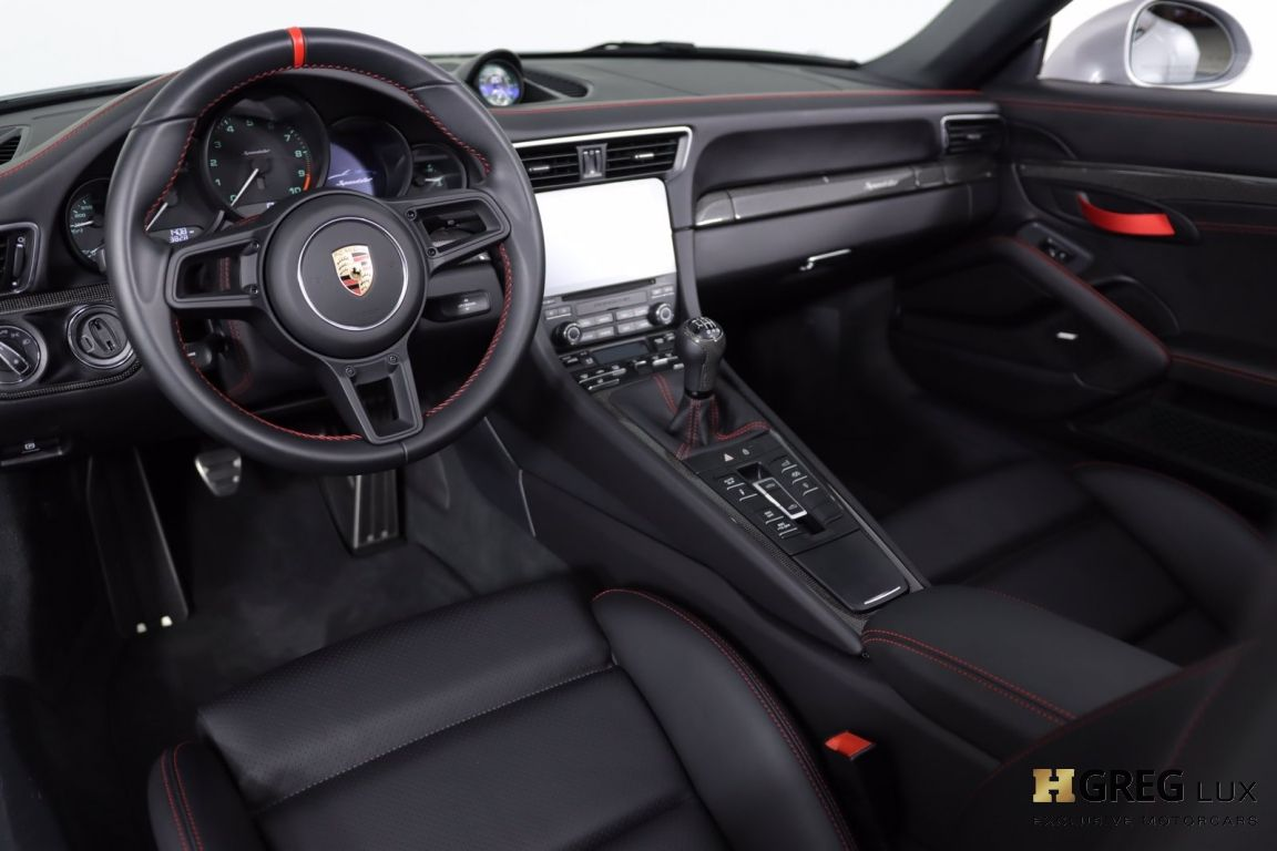 2019 Porsche 911 Speedster #1