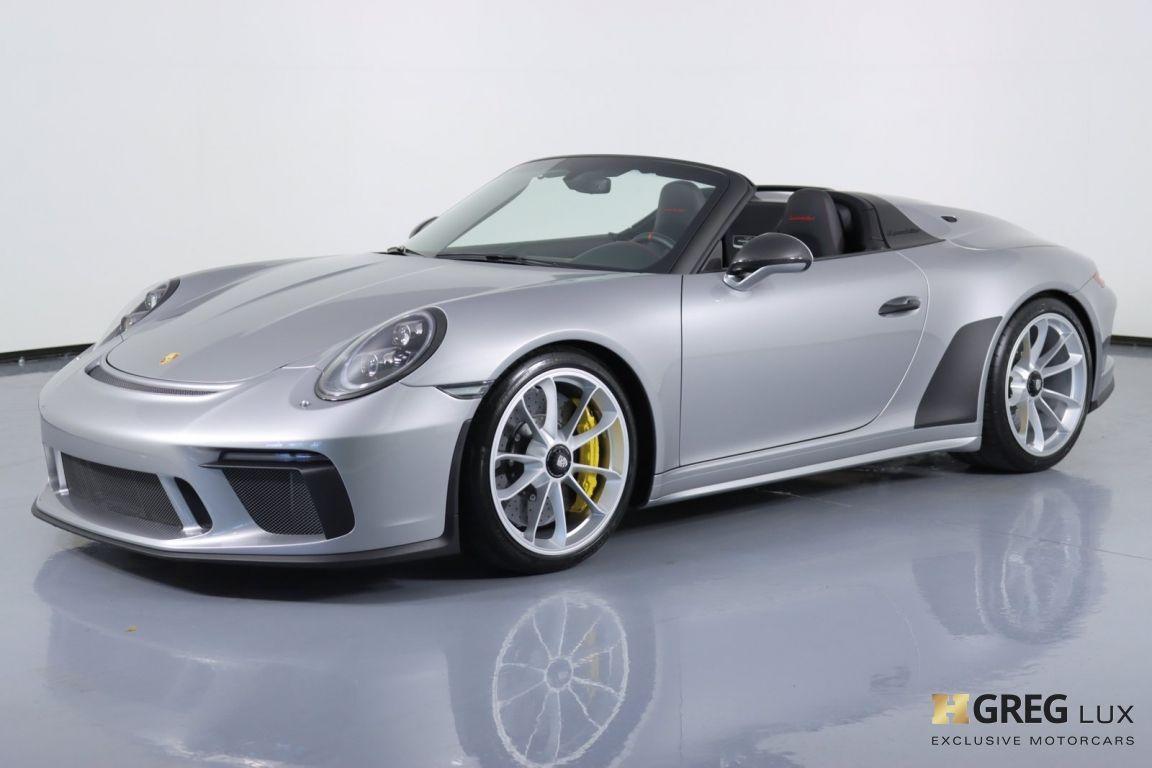 2019 Porsche 911 Speedster #33
