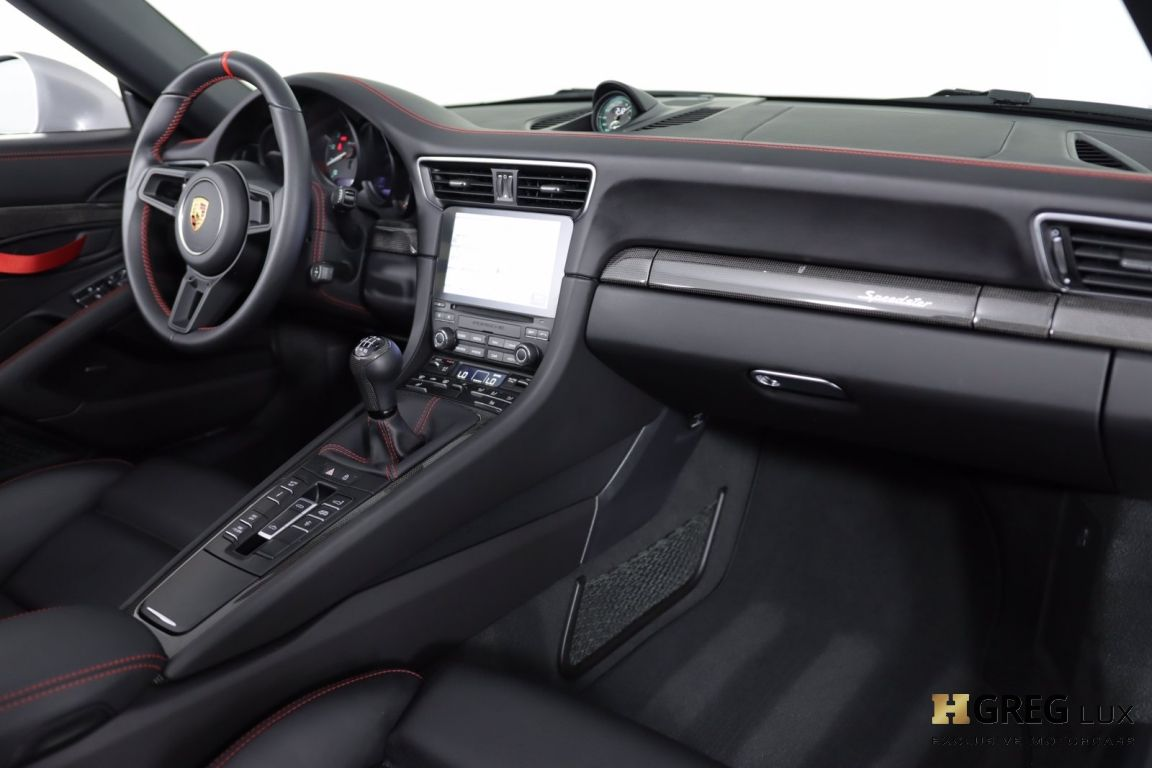 2019 Porsche 911 Speedster #47