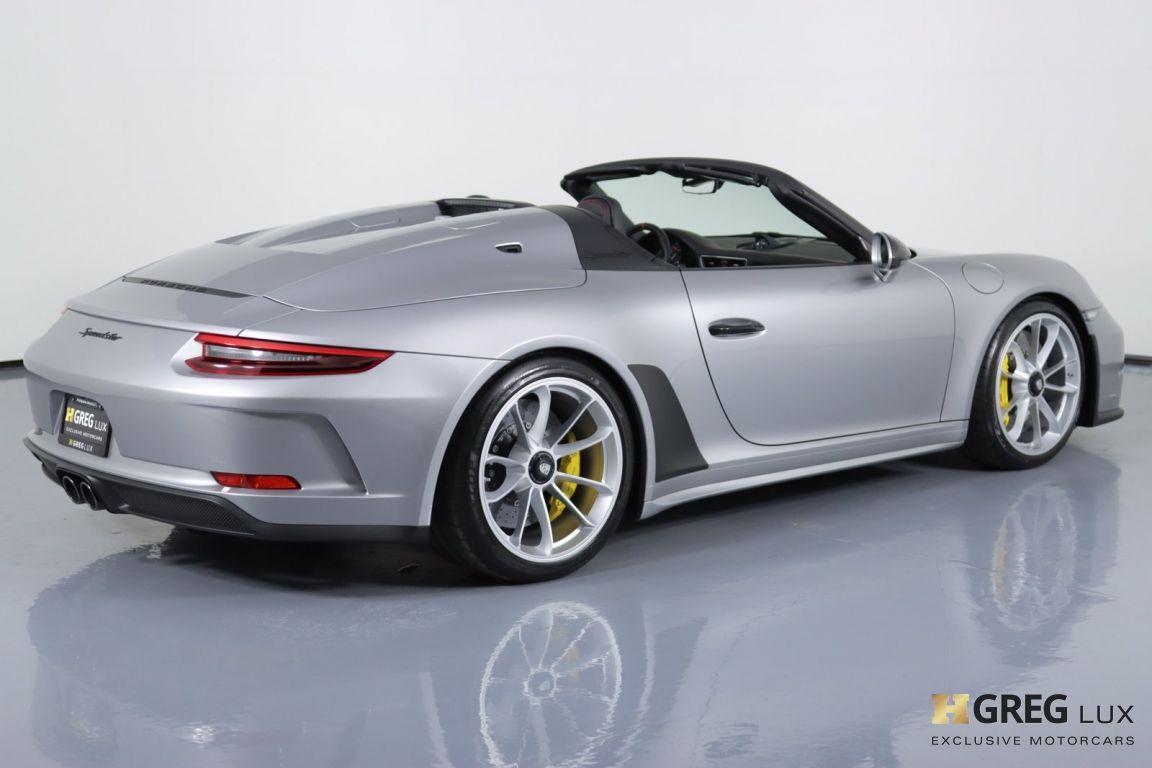 2019 Porsche 911 Speedster #20