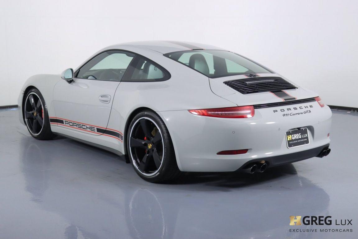 2016 Porsche 911 Carrera GTS #21