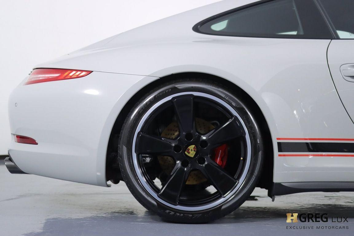 2016 Porsche 911 Carrera GTS #14