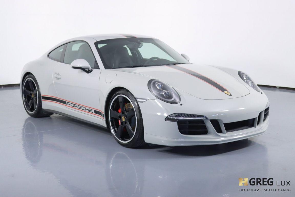 2016 Porsche 911 Carrera GTS #10
