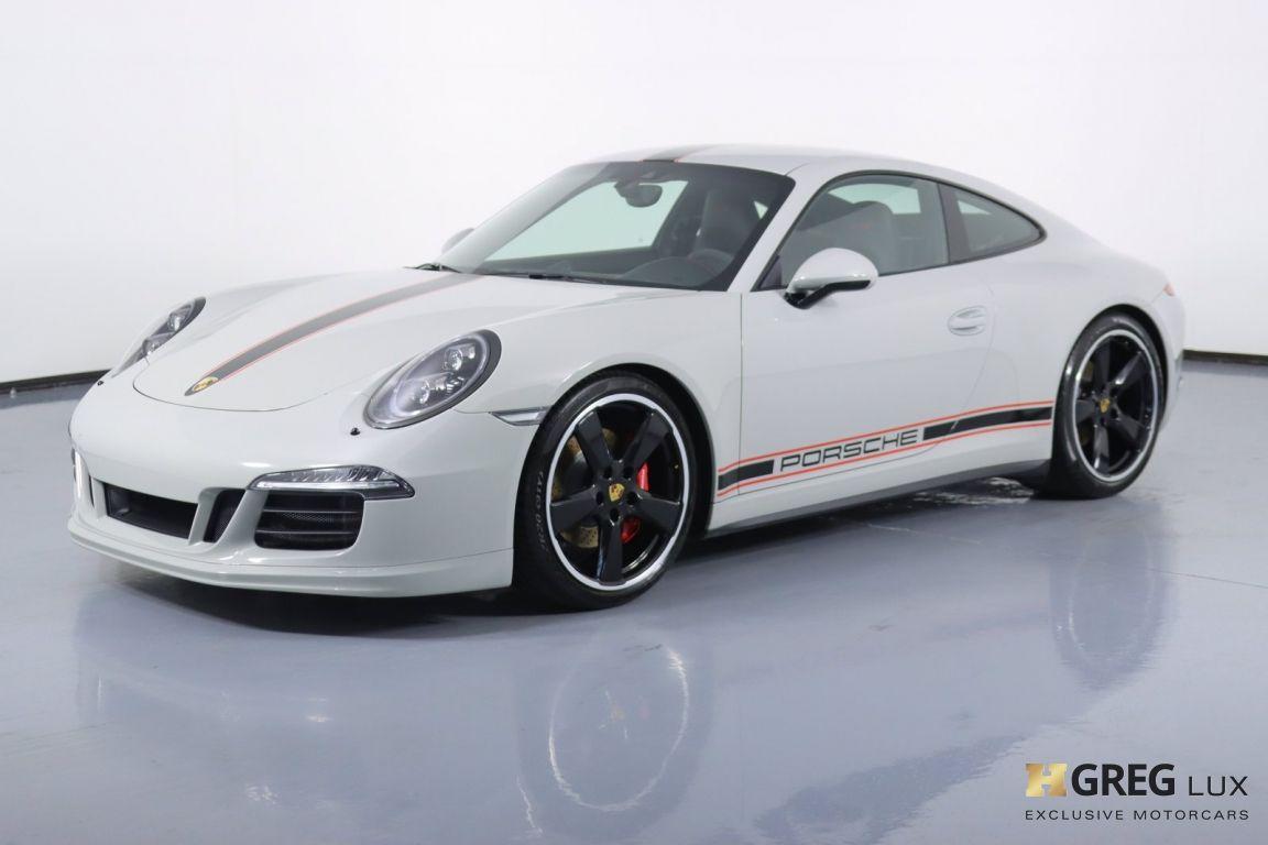 2016 Porsche 911 Carrera GTS #27