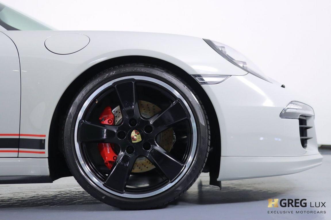2016 Porsche 911 Carrera GTS #12