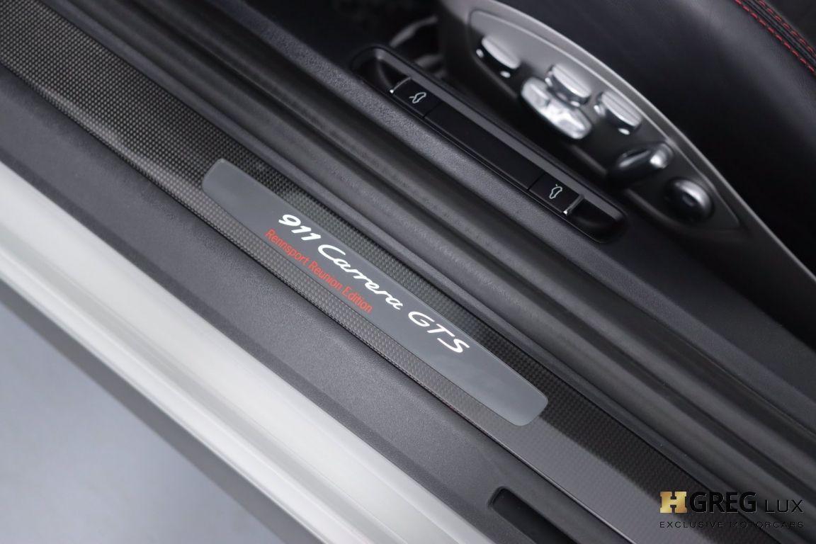 2016 Porsche 911 Carrera GTS #40