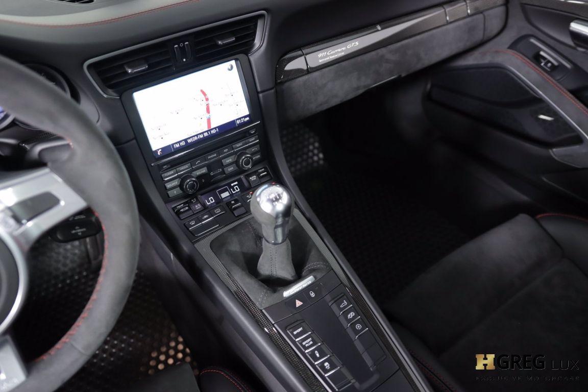 2016 Porsche 911 Carrera GTS #41
