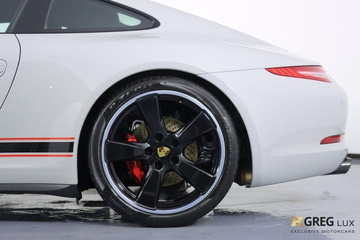 2016 Porsche 911 Carrera GTS #25